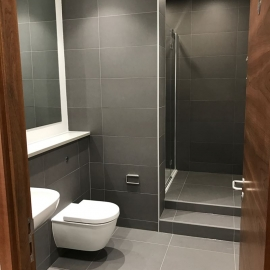 Mount St Bathroom Refurb